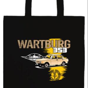 Wartburg 353 kocka- Prémium hosszú fülű táska