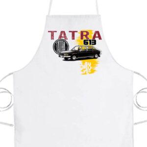 Tatra 613- Basic kötény