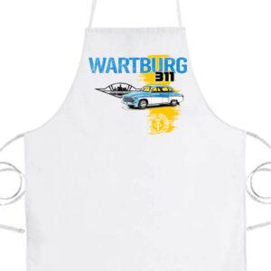 Wartburg 311 púpos- Basic kötény