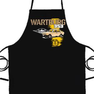 Wartburg 353 kocka- Basic kötény