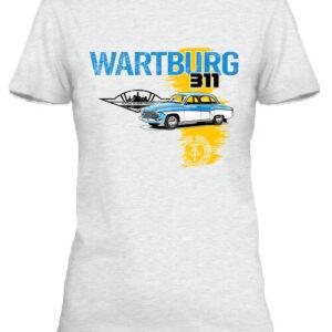 Wartburg 311 púpos – Női póló