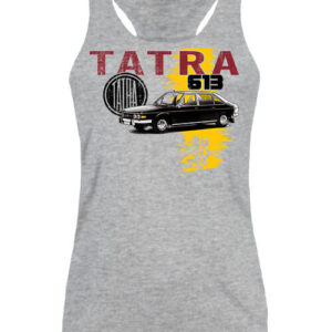 Tatra 613 – Női ujjatlan póló