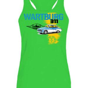 Wartburg 311 púpos – Női ujjatlan póló