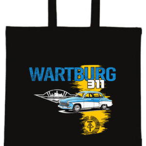 Wartburg 311 púpos- Basic rövid fülű táska