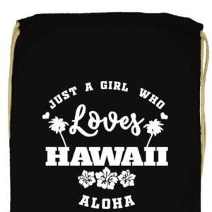 Love Hawaii- Basic tornazsák
