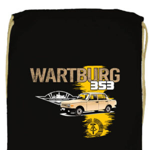 Wartburg 353 kocka- Prémium tornazsák