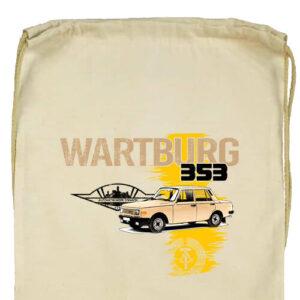 Wartburg 353 kocka- Basic tornazsák