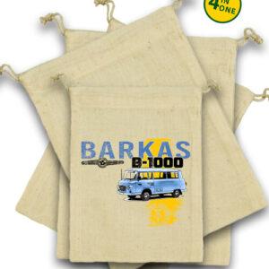 Barkas B 1000 – Vászonzacskó szett