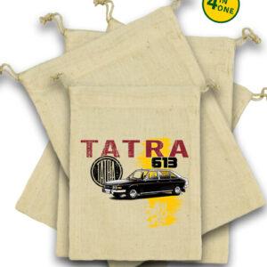 Tatra 613 – Vászonzacskó szett