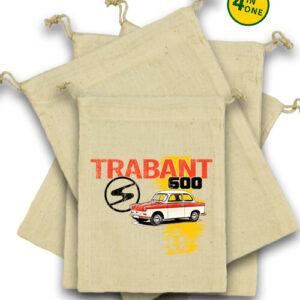 Trabant 600 – Vászonzacskó szett