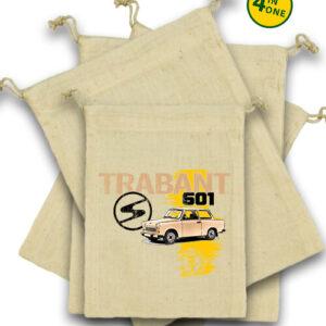 Trabant 601 – Vászonzacskó szett