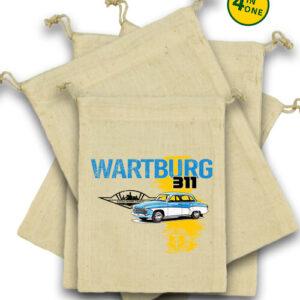 Wartburg 311 púpos – Vászonzacskó szett