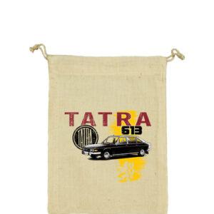 Tatra 613 – Vászonzacskó közepes