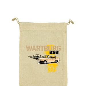 Wartburg 353 kocka – Vászonzacskó kicsi