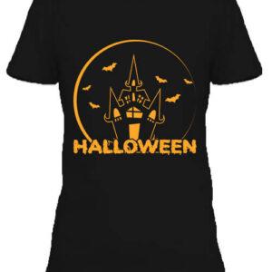 Halloween kastély – Női póló