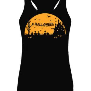 Halloween éjszakája – Női ujjatlan póló