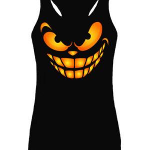 Halloween rém – Női ujjatlan póló