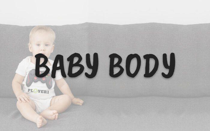 Egyedi baby body, Pólóplanet